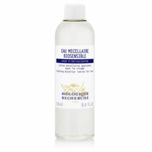 Biologique Recherche Eau Micellaire Biosensible 250ml