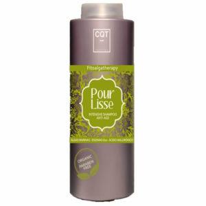 Pour Lisse Intensive Shampoo 400ml